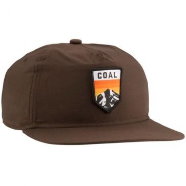 Coal Summit Hat - Brown