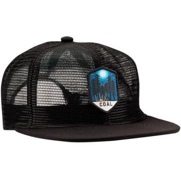 Coal Orin Trucker Hat - Black