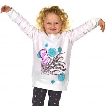 Cleanline Youth Splendid Sea Sweatshirt - White
