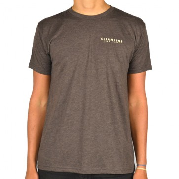 Cleanline Morning Stretch T-Shirt - Macchiato