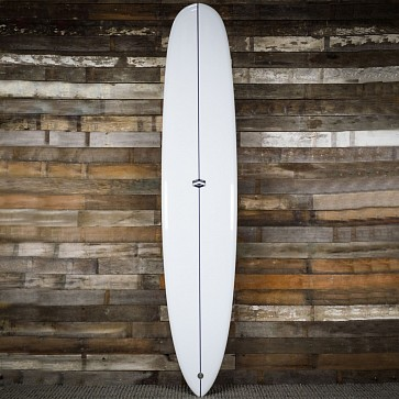 CJ Nelson Designs Colapintail Thunderbolt 9'9 x 23 x 3 1/8 Surfboard - White - Deck