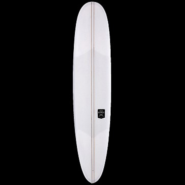 Creative Army Five Sugars Surfboard - Clear - Deck