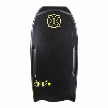 Custom X Bodyboards JMV Revolution Bodyboard - Black