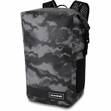 Dakine Cyclone Roll Top 32L Dry Backpack - Dark Ashcroft Camo