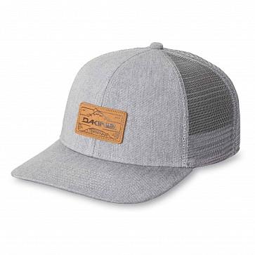 Dakine Peak To Peak Trucker Hat - Heather Grey
