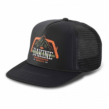 Dakine Sawtooth Trucker Hat - Black