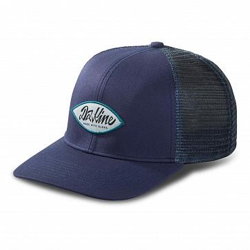 Dakine Surf Script Trucker Hat - India Ink
