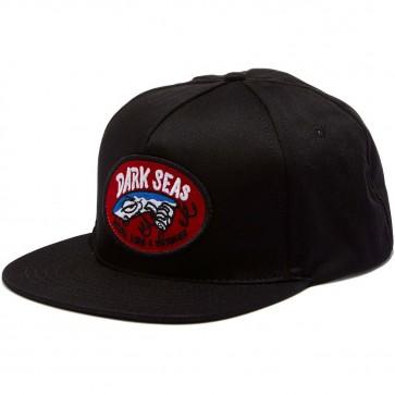 Dark Seas Ladderwell Hat - Black