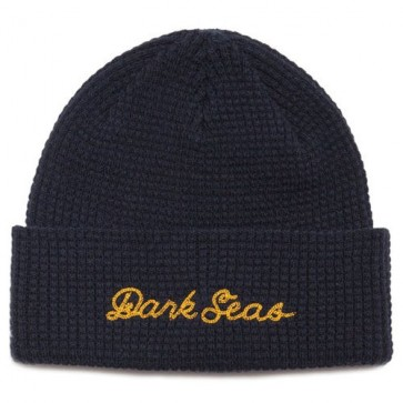 Dark Seas Scottie Beanie - Navy