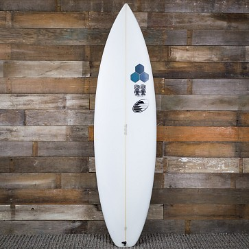 "Channel Islands Surfboards 6'0"" Bonzer Shelter Surfboard - Deck"