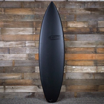 Pyzel Shadow Stab Edition 6'2 x 19 1/4 x 2 1/2 Surfboard - Deck