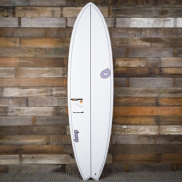 Torq Mod Fish TET-CS 7'2 x 22 1/2 x 3 Surfboard - Deck