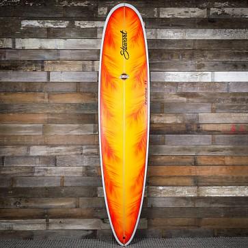 Stewart Redline 11 9'0 x 23 1/2 x 3 Surfboard - Deck