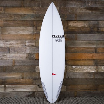 Pyzel Ghost 6'1 x 19 5/8 x 2 5/8 Surfboard - Deck