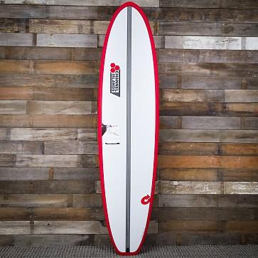 Torq Chancho 7'6 x 22 x 2 7/8 Surfboard - Deck