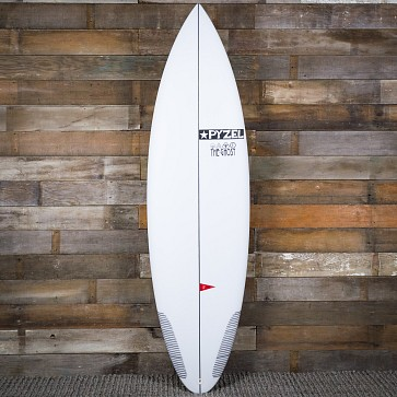 Pyzel Ghost 6'2 x 19 3/4 x 2 11/16 Surfboard - Deck
