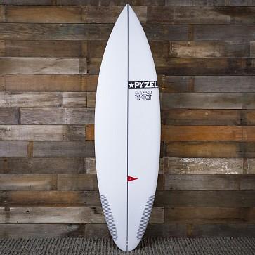 Pyzel Ghost 5'10 x 19 x 2 7/16 Surfboard - Deck