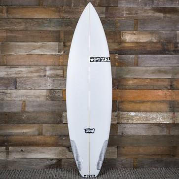 Pyzel Shadow 5'11 x 18 7/8 x 2 3/8 Surfboard - Deck