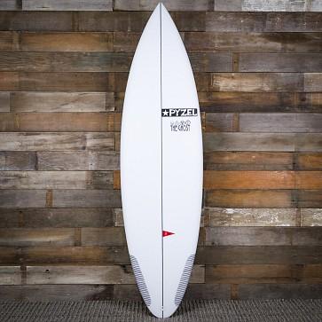Pyzel Ghost 6'4 x 20 1/4 x 2 7/8 Surfboard - Deck