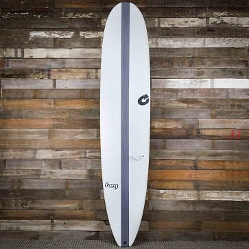 Torq The Don XL TEC 9'6 x 23 3/4 x 3 5/8 Surfboard - Clear - Deck