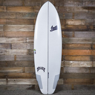 "Lib Tech 6'1"" Puddle Jumper Surfboard - Deck"