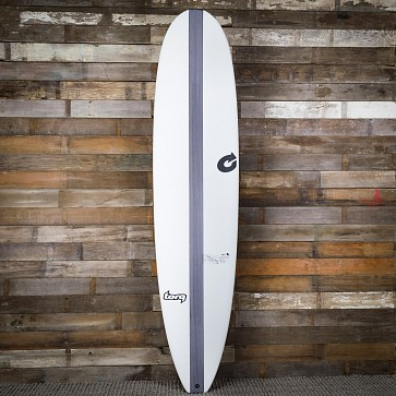 Torq The Don XL TEC 8'6 x 23 1/4 x 3 3/8 Surfboard - Clear - Deck