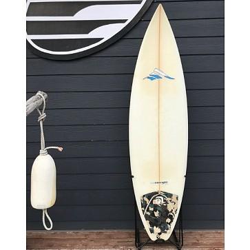 Nuevo Esperanza 6'0 x 18 1/2 x 2 1/4 Used Surfboard - Top