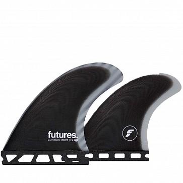 Futures Fins EA Control Series Quad Fin Set