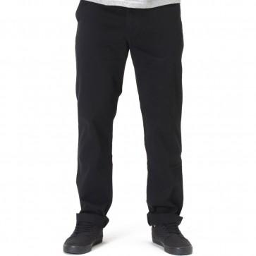 Element Howland Flex Chino Pants - Flint Black