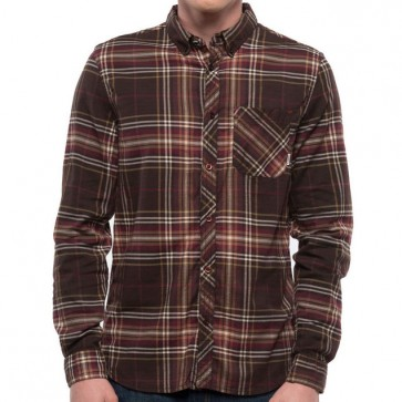 Element Buffalo Flannel - Brown Bear