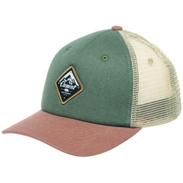 Element Icon Trucker Hat - Olive Green