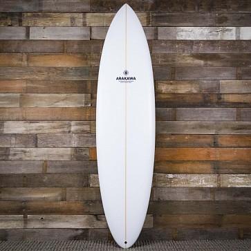 Eric Arakawa Holy Moli 7'2 x 21 1/2 x 2 3/4 Surfboard - Deck