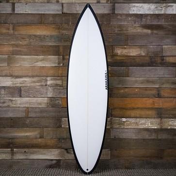 Eric Arakawa Stun Gun 6'6 x 19 3/4 x 2 5/8 Surfboard - Deck