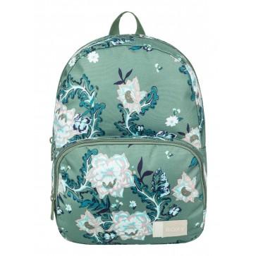 Roxy Always Core Backpack - Olive Arizona Rising
