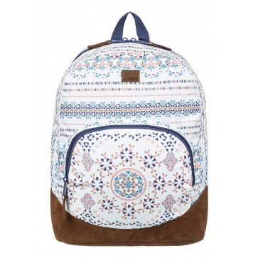 Roxy Fairness Backpack - Marshmallow Alabama Border