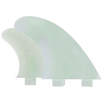 FCS Fins - M5 GF Quad GX - Glass