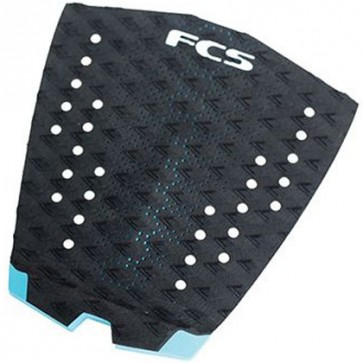 FCS Essential Series T1 Traction - Black/Teal