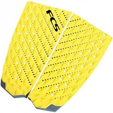 FCS Essential Series T2 Traction - Yellow/Slate