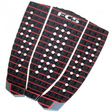 FCS Ryan Hipwood Traction - Black/Red
