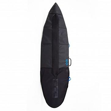 FCS Day Fun All Purpose Cover Surfboard Bag - Black