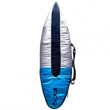 FCS Dayrunner Hybrid 3DX Single Surfboard Bag