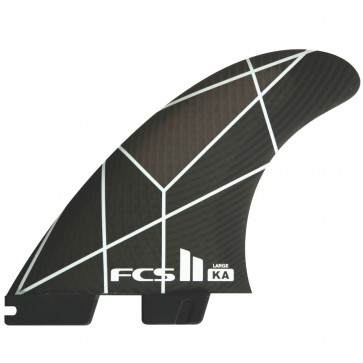 FCS II Fins KA PC Large Tri Fin Set