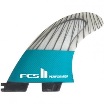 FCS II Fins Performer PC Carbon X-Large Tri Fin Set
