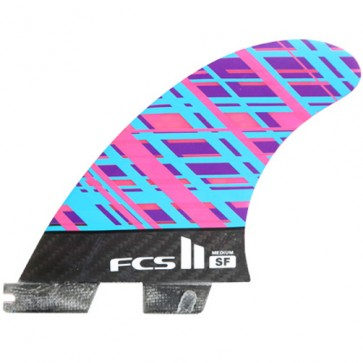 FCS II Fins SF PC Tri Fin Set