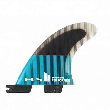 FCS II Performer PC Large Quad Rears Fin Set