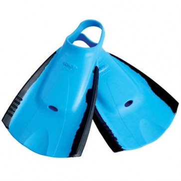 Hydro Tech Swim Fins - Black/Blue
