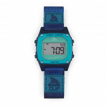 Freestyle Shark Classic Clip Watch - Ombre Fin Teal