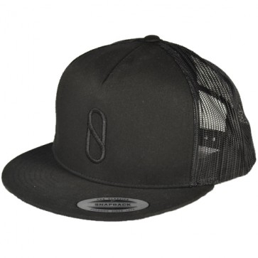 Firewire Surfboards Slater Designs Snap Back Hat - Black