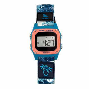 Freestyle Luke Davis Shark Classic Clip Watch - Blue Wave