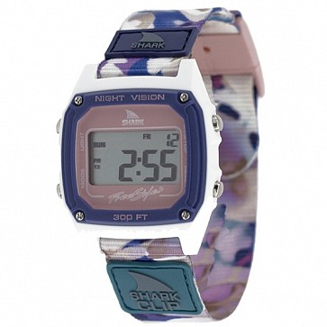 Freestyle Sage Erikson Shark Classic Clip Watch - Pink Paint